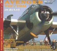 Avenger TBF/TBM in detail