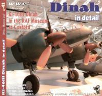 Ki-46III Dinah in detail