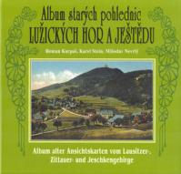 Album starých pohlednic  Lužické hory