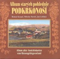 Album starých pohlednic Podkrkonoší