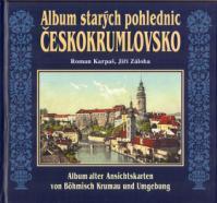 Album starých pohlednic Českokrumlovsko