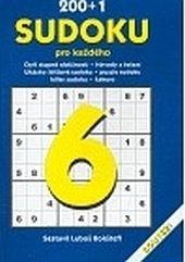 200 + 1 SUDOKU PRO KAŽDÉHO6