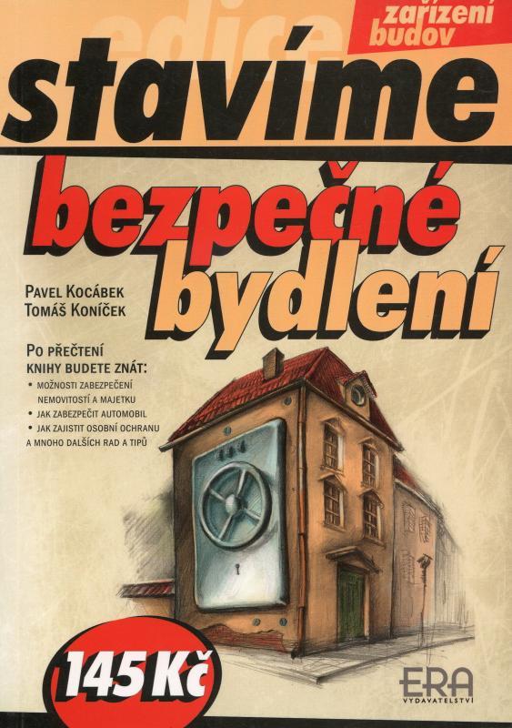 Kniha: Bezpečné bydlení - Pavel Kocábek