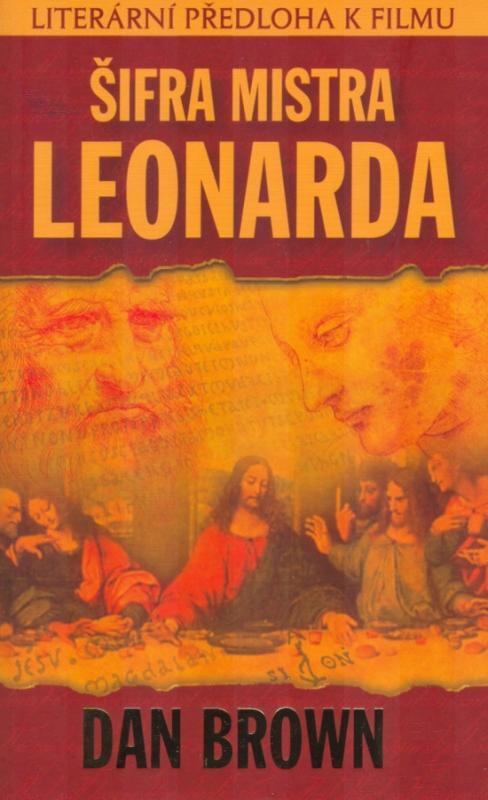 Kniha: Šifra mistra Leonardaautor neuvedený