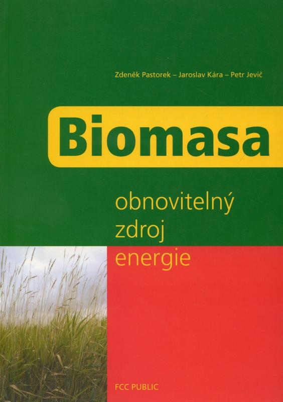 Kniha: Biomasa - Zdeněk Pastorek