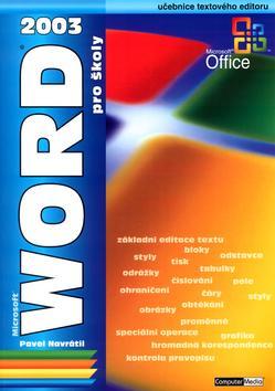 WORD PRO ŠKOLY 2003