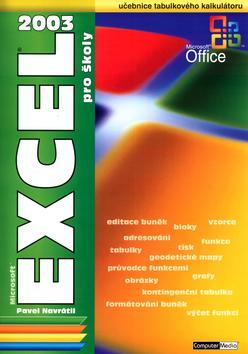 EXCEL PRO ŠKOLY 2003 2. vydání