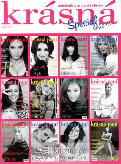 Kniha: Krásná paní - Lunární kalendář s publikací 2009 - Kanyzová Žofie