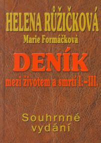 Deník mezi životem a smrtí I.-III.
