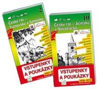 Český ráj - Balíček průvodců (2-Turnovsko a Semilsko, 10-Jičínsko a Novopacko)