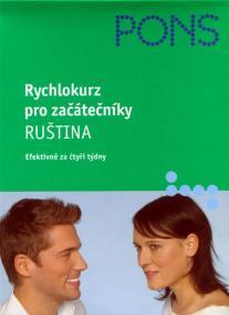 Rychlokurz pro začátečníky – Ruština -2 kniha+1CD (efektivně za čtyři týdny)