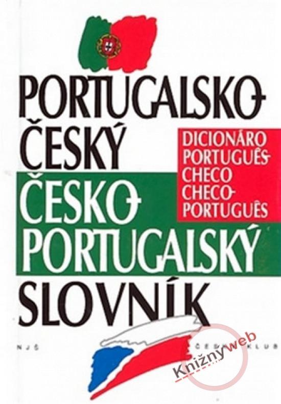 Kniha: Portugalsko-český česko-portugalský slovníkkolektív autorov