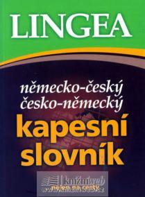 Německo-český česko-německý kapesní slovník...nejen na cesty -3.vydání
