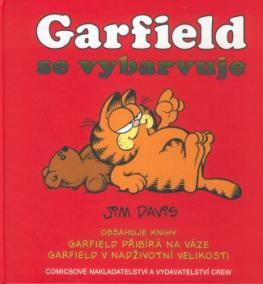 Garfield se vybarvuje