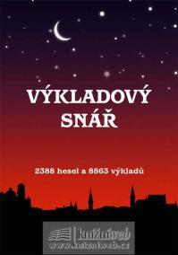 Výkladový snář 2388 hesel a 8863 výkladů
