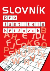 Slovník pro luštitele křížovek (červený)