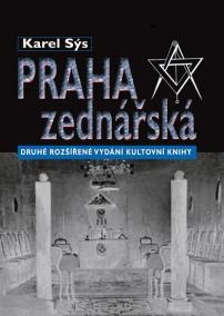 Praha zednářská - 2. vydání