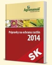 Kniha: Prípravky na ochranu rastlín 2014 - kolektiv autorů