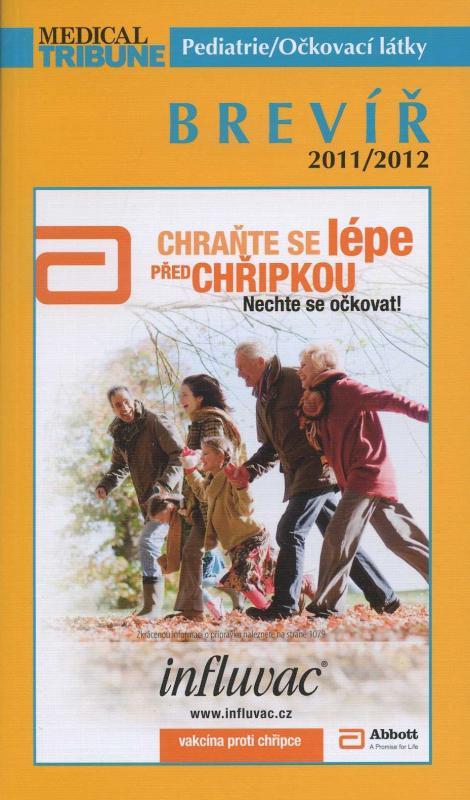 Kniha: Brevíř 2011/2012 - Kolektív autorov