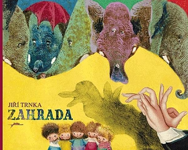 Kniha: Zahrada - Jiří Trnka - Trnka Jiří