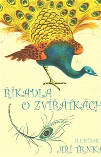 Kniha: Říkadla o zvířátkách - Trnka Jiří