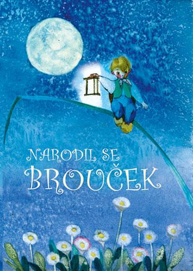 Kniha: Narodil se brouček - Trnková Klára
