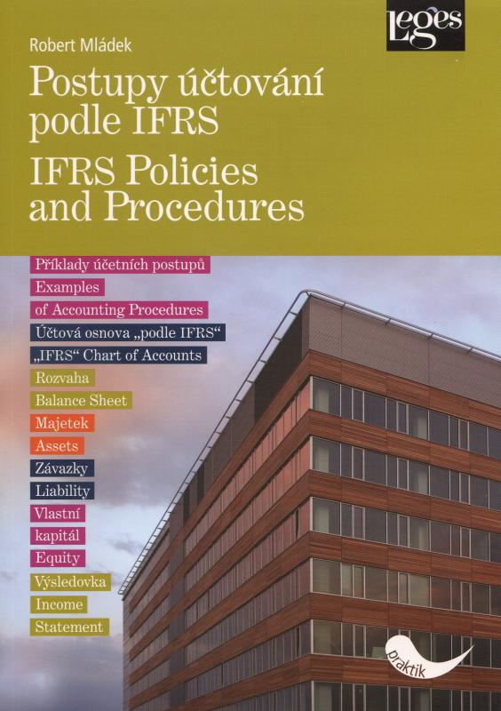 Postupy účtování podle IFRS
