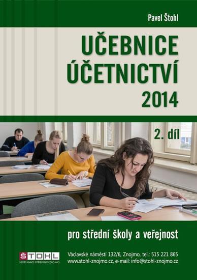Učebnice Účetnictví II. díl 2014