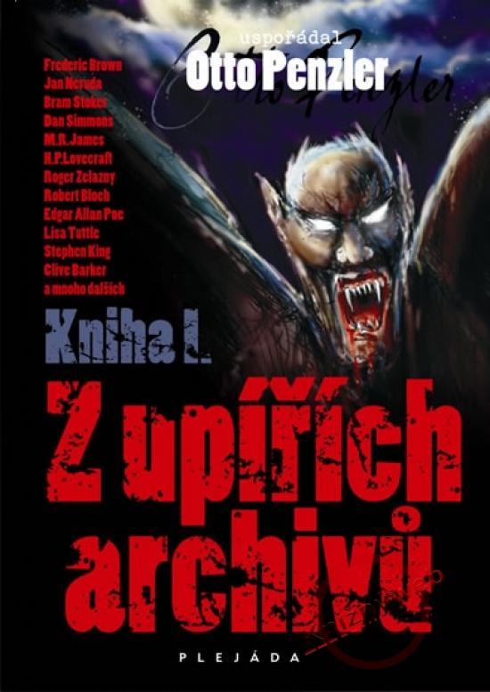 Kniha: Z upířích archivů - Kniha I. - Penzler Otto