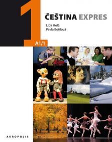 Čeština expres 1 (A1/1) anglická + CD - 2.vydání