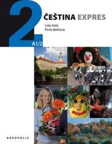 Čeština expres 2 (A1/2) anglická + CD
