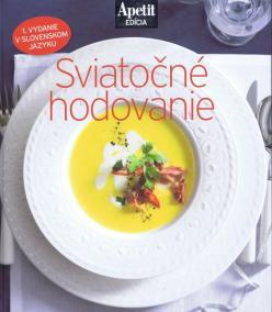 Sviatočné hodovanie - kuchárka z edície Apetit (2)
