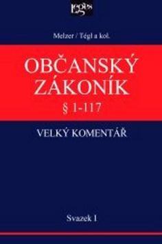 Kniha: Občanský zákoník Komplet 8 svazkůautor neuvedený