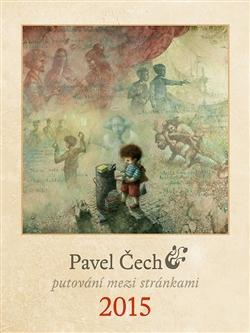 Pavel Čech kalendář 2015