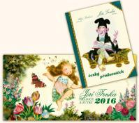 Kalendář 2016 - Trnkův stolní -Tradice a zvyky- + Malý příslovníček