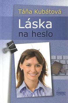 Kniha: Láska na heslo - Táňa Kubátová