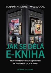 Jak se dělá e-kniha