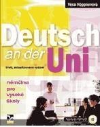 Deutsch an der Uni (3.vydání) - Němčina pro vysoké školy + poslechová cvičení na CD