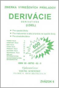 Derivácie, I. diel