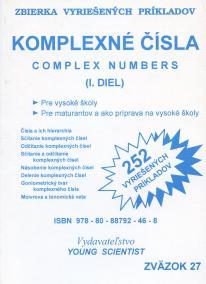 Komplexné čísla 1 diel