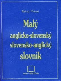 Malý anglicko-slovenský slovensko-anglický slovník