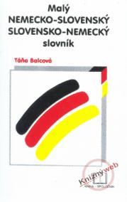 Malý nemecko-slovenský slovensko-nemecký slovník