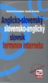 Anglicko-slovenský slovensko-anglický slovník termínov internetu