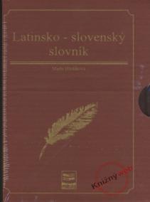 Latinsko - slovenský slovník