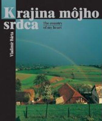 Kniha: Krajina môjho srdca - Vladimír Bárta