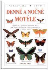 Kniha: Denné a nočné motýle - David Carter