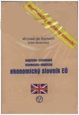 CD-ROM Anglicko-slovenský a slovensko-anglický ekonomický slovník EÚ