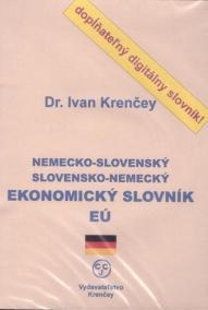 CD-ROM Nemecko-slovenský, slovensko-nemecký ekonomický slovník EÚ