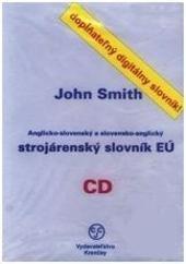 CDR-Anglicko-slovenský,  Slovensko-Anglický strojárenský slovník