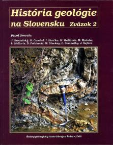História geológie na Slovensku: Zväzok 2